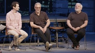 National Theatre: The Cast Of The Lehman Trilogy