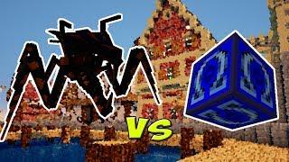 BARATA GIGANTE VS. LUCKY BLOCK OMEGA! (MINECRAFT LUCKY BLOCK CHALLENGE)