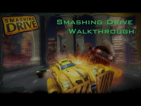MAME: Thrill Drive (スリルドライブ) USA Course | FunnyCat TV