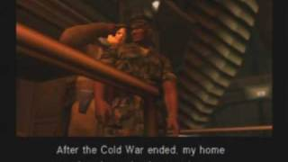 Metal Gear Solid 2: Substance - Part 6: Ocelot