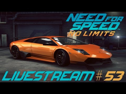 Need for Speed No Limits 1.7.3 (by EA Games) - iOS/Android - HD Live Stream #53