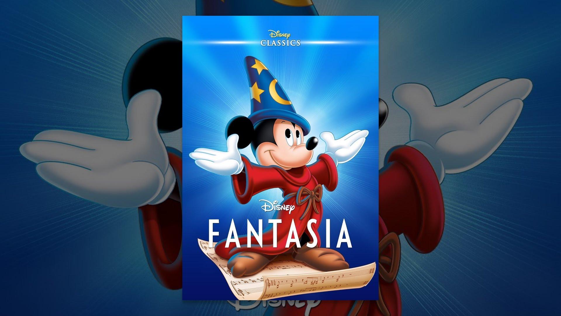 Fantasia (1940) - YouTube