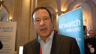 airwatch - Mobile World Congress 2015 -Alan Dabbiere