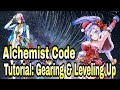 The Alchemist's Code Tutorial: How to Max Character's Levels, Jobs, Star Level