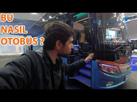 Bu Fiyata Otobüs Olur Mu ? İşte Ucuza Çin Otobüsleri (King Long)