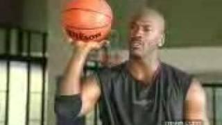 Michael Jordan: Fundamentals of Free Throw Shooting