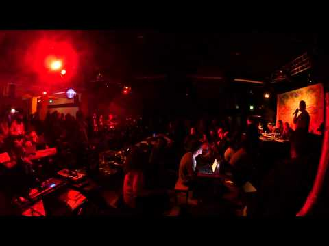 Triphouse Rotterdam King of the Beat Battle @ BAR, Rotterdam (08-04-2015)