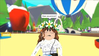 Rich Mom Shames Poor Mom for Uncommon Pet. Mother's Day Special Mini Movie (Roblox Adopt Me)