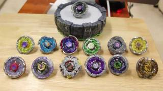 DIABLO NEMESIS X:D VS Legend Bladers Marathon - How Strong Is Diablo?! BEYBLADE