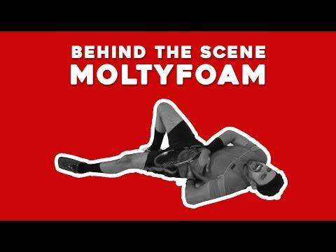 Master Molty Foam TVC Shoot Behind the Scenes  | TVGTV - 2018  | VLOG Episode No. 5