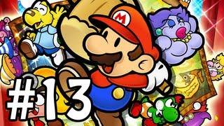 Paper Mario : La Porte Millénaire Let's Play - Episode 13 avec Zelvac [Live]