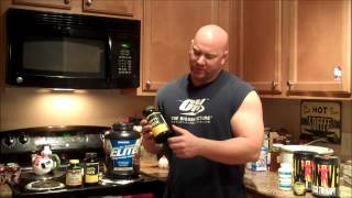 видео Opti men Optimum Nutrition