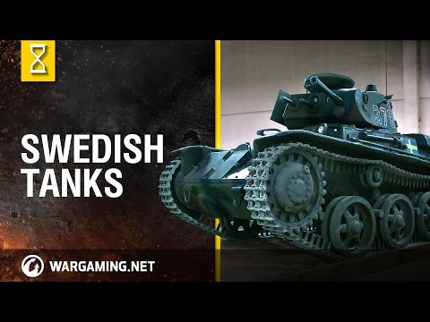 Tank Building: Swedish Tanks - World of Tanks