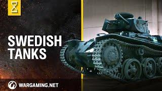 Tank Building: Swedish Tanks