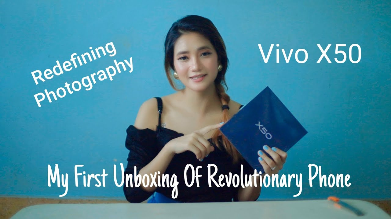 Download My unboxing & first impression of Vivo X50 | Revolutionary smartphone redefining photography