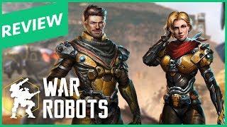 War Robots - Epic Mechanized Warriors Battle