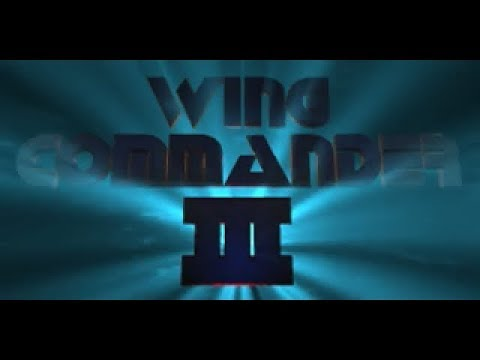 Psx Longplay 456 Wing Commander Iii Heart Of The Tiger Youtube