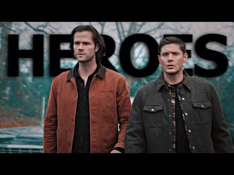 heroes. [15x11]