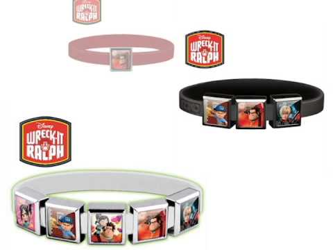 Roxo Charm Bracelets Silicone Wristbands