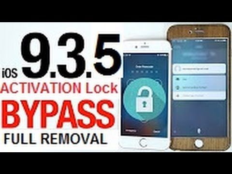 activation lock iphone 4s ios 9.3.5