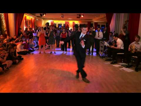RTSF 2015 - Solo Dance (Authentic Jazz) Battle - Spotlights