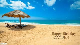 Zayden  Nature & Naturaleza - Happy Birthday