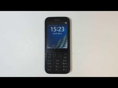 Nokia 225 factory reset