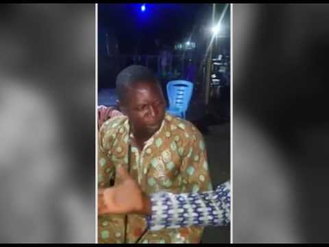 Download FUNNY!!! THIS IS WHAT YOU GET AFTER DRINKING TOO MUCH PALM WINE