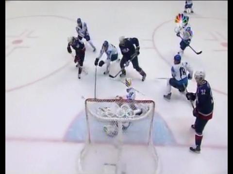 2010 Olympics Semi Final USA vs Finland