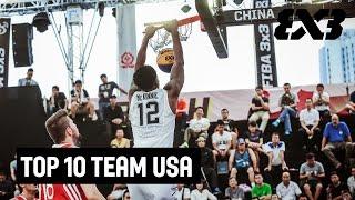 Top 10 Team USA 2016 - FIBA 3x3