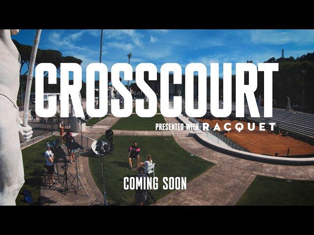 CrossCourt | Teaser