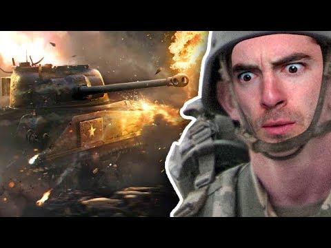 THE DREAM TEAM RETURNS - World Of Tanks w/ Nick