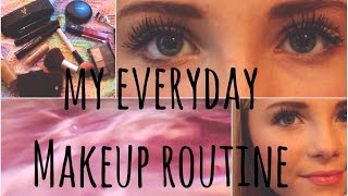 Everyday Makeup Routine | 2♡15