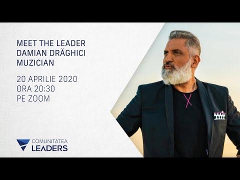 Meet the leader Damian Drăghici