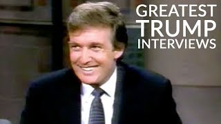 Greatest Donald Trump Interviews From the Past 30 Years