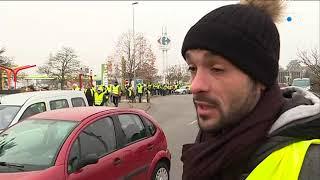 DIRECT - Blocage des gilets jaunes en Alsace : suivez la situation ce 17 novembre