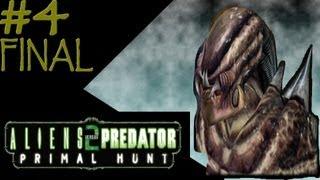 Aliens versus Predator 2: Primal Hunt - Predalien Campaign #4 - Mission 3: Freefall 2/2