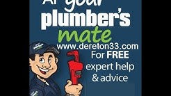 How to cure a water hammer noise in your pipes .