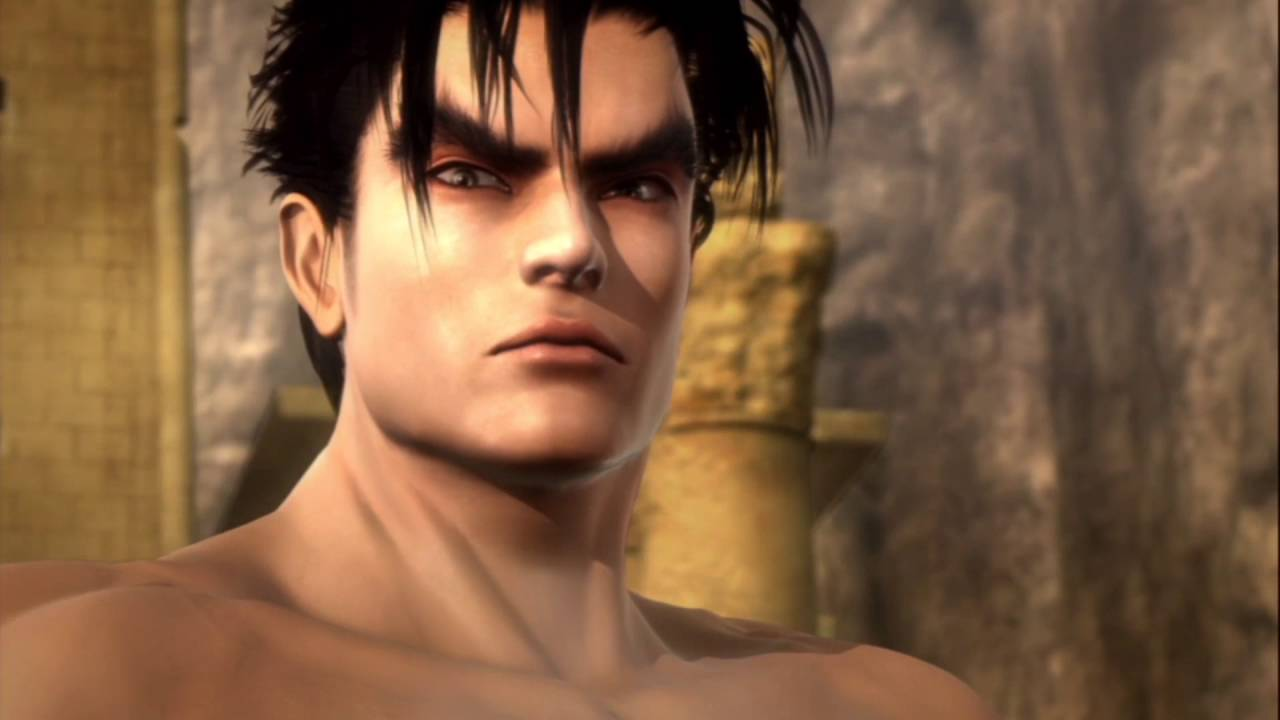 Tekken 6 Jin Kazama Ending Movie 1 2 1080p Youtube