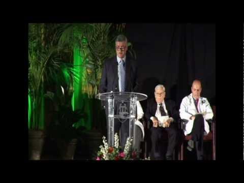 Tulane Medical School 2011 White Coat Ceremony