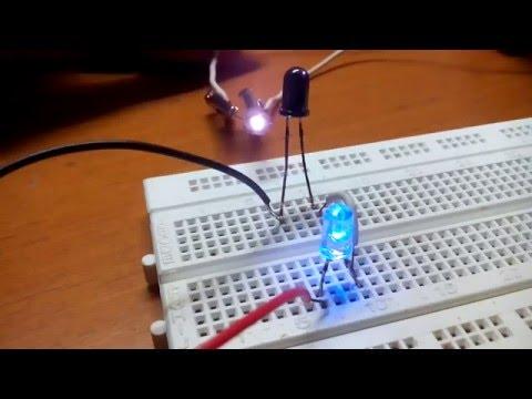 proximity sensor hook up