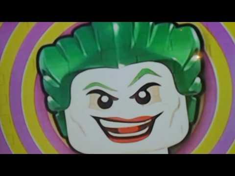 Lego bat man the movie dc super heroes unite PART 2