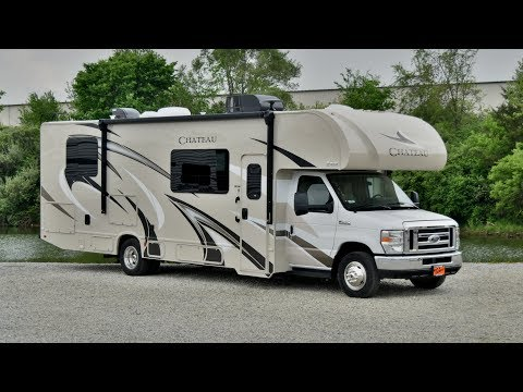 2019 Thor Motor Coach Chateau 31Y In-Depth Walk-Thru With David Cox | 9831