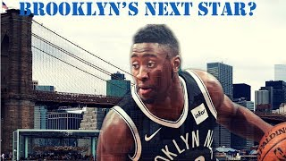 The Brooklyn Nets' NEXT STAR: Caris LeVert is GOOD.
