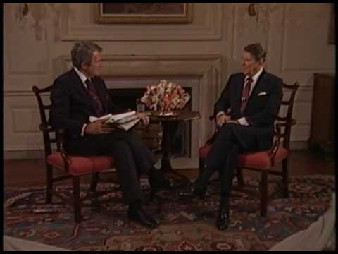 President Reagan's Interview with Pat Robertson of the 700 Club on September 19, 1985