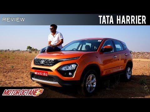 Tata Harrier - Jeep Compass killer? | Hindi Review | MotorOctane