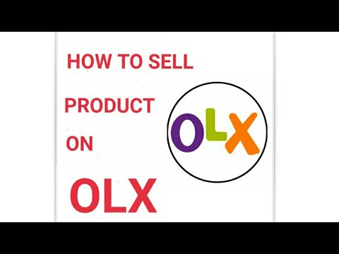 How to sale a mobile in olx