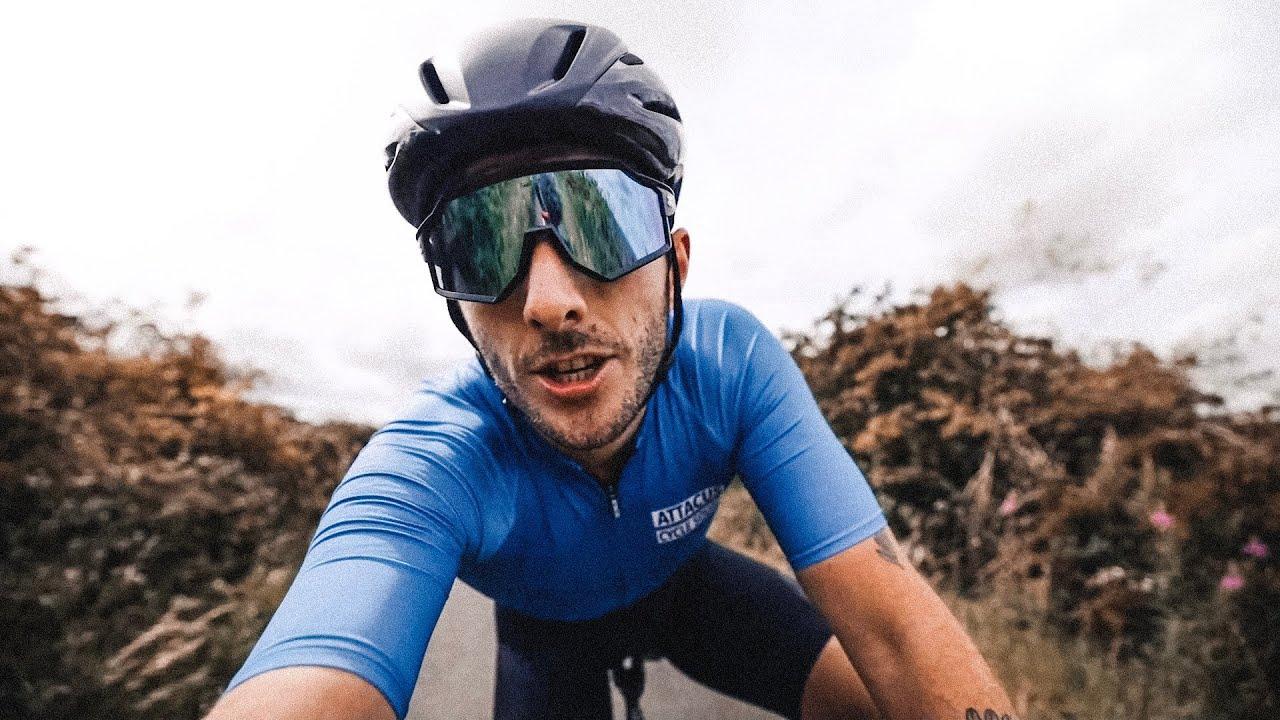 an EPIC Bike Ride to the Coast - we killed emily
