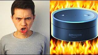 I Had A Rap Battle With My Amazon Alexa..