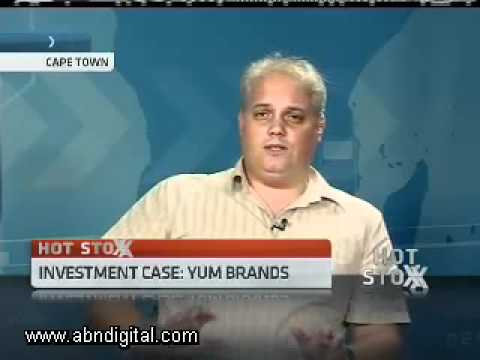 Investment Case: Yum Brands, McDonalds and Starbucks